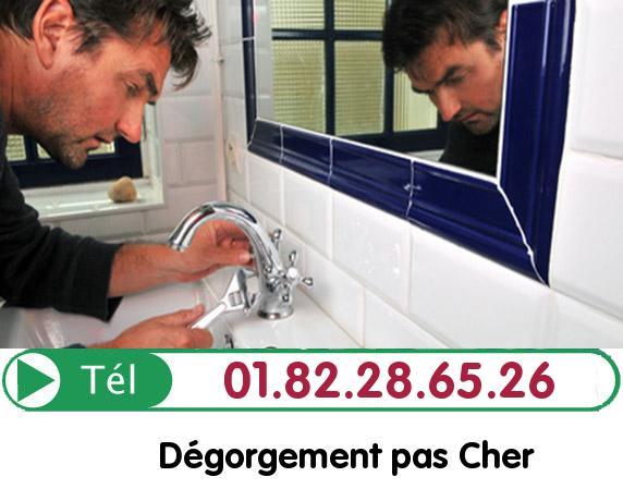 Débouchage Canalisation Courdimanche 95800