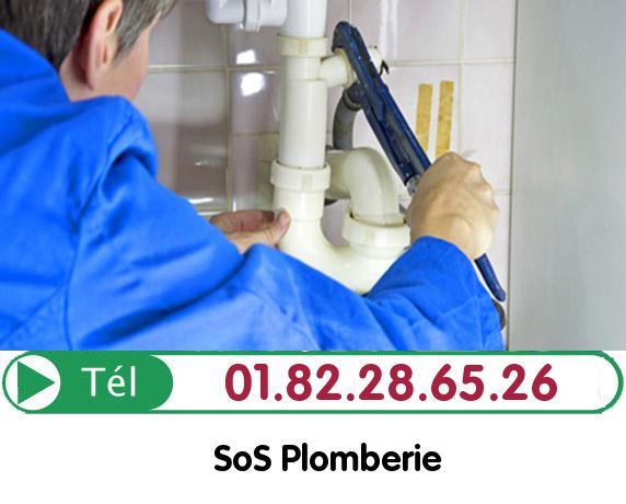 Débouchage Canalisation Cregy les Meaux 77124