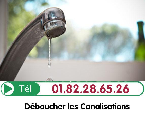 Débouchage Canalisation Etrechy 91580