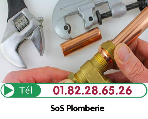Débouchage Canalisation Fontenay Tresigny 77610
