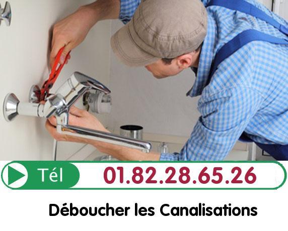 Débouchage Canalisation Freneuse 78840