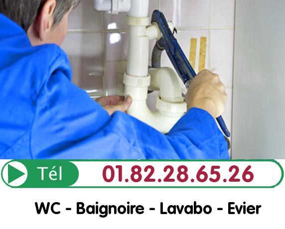 Débouchage Canalisation L etang la Ville 78620