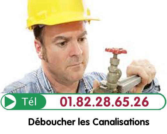 Débouchage Canalisation Lamorlaye 60260
