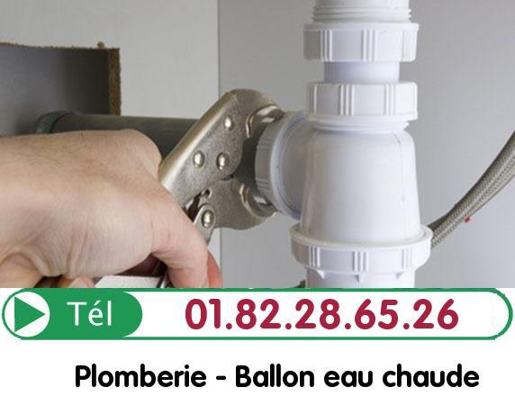 Débouchage Canalisation Le Thillay 95500