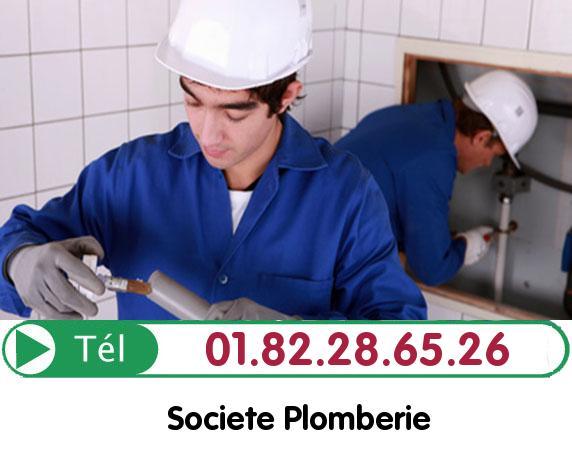 Débouchage Canalisation Lesigny 77150