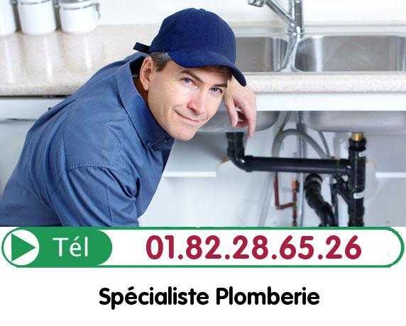 Débouchage Canalisation Luzarches 95270