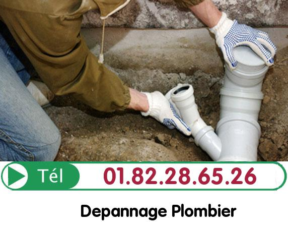 Débouchage Canalisation Margency 95580