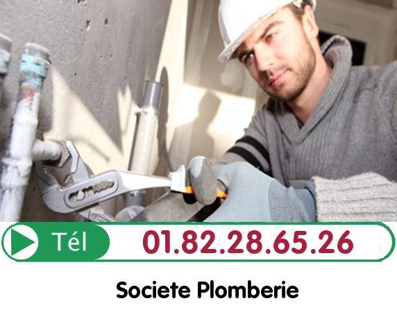 Débouchage Canalisation Maurecourt 78780