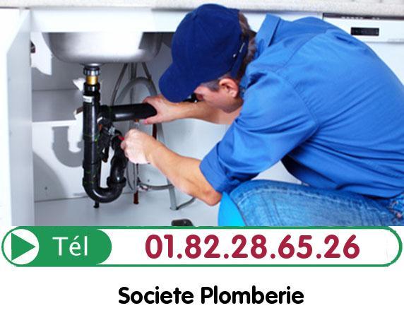 Débouchage Canalisation Montesson 78360
