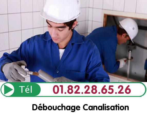 Débouchage Canalisation Nanteuil les Meaux 77100