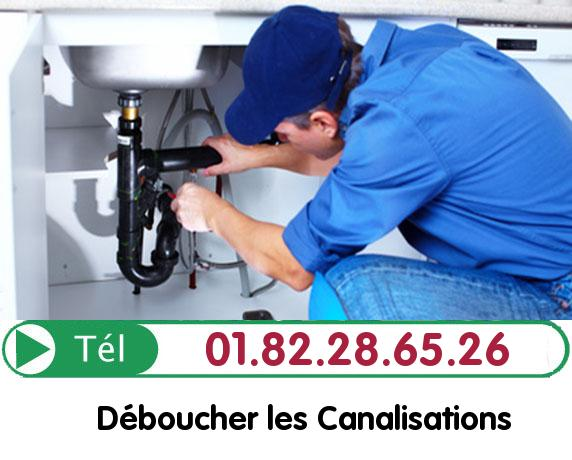 Débouchage Canalisation Vaujours 93410