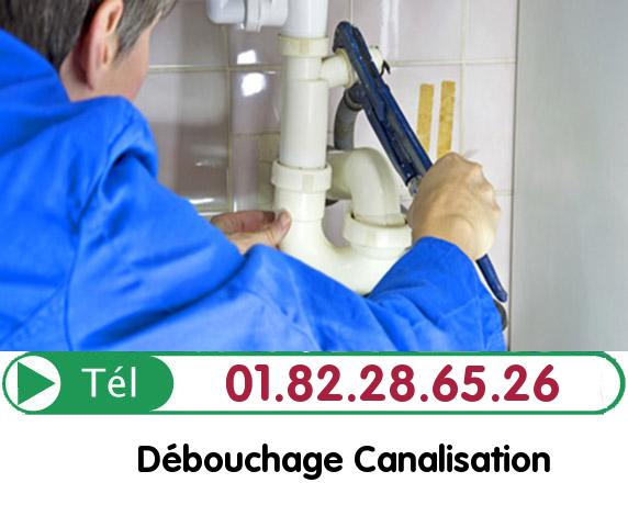 Débouchage Canalisation Vaureal 95490