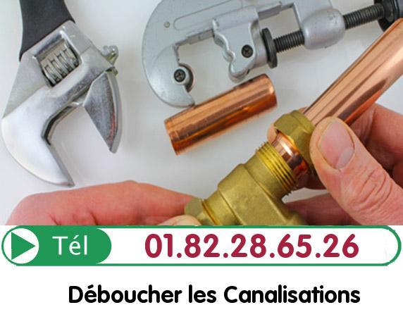 Débouchage Canalisation Villeneuve la Garenne 92390