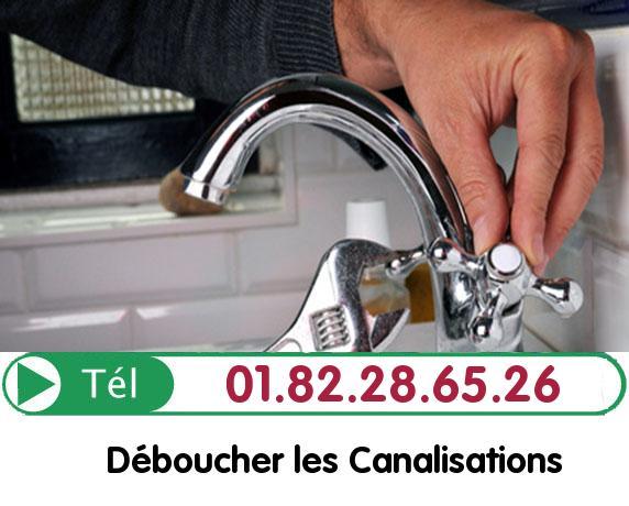 Débouchage Canalisation Villenoy 77124